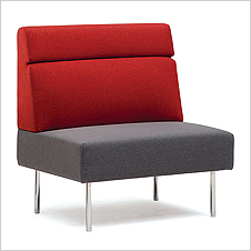 K-CUBE-S1 - Sofa (middle backrest)