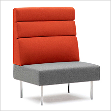 K-CUBE-S2 - Sofa (high backrest)