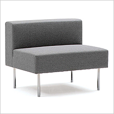 K-CUBE-S4 - Sofa (low backrest)