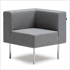 K-CUBE-S5 - Sofa (low backrest/Corner)